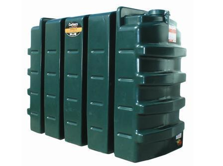 Carbery 1100 Litre Oil Tank