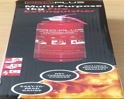 Pro Plus Fire Extinguisher 1KG