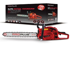 ProPlus Elite Petrol 18'' Chainsaw - 50cc