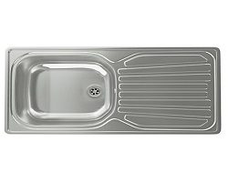 Precision Plus 100 Kitchen Sink