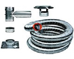 Flue Pipe & Accessories