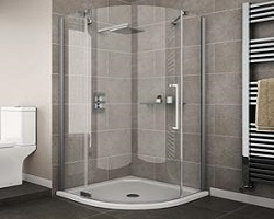 Shower Doors and Trays