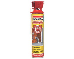 Soudal Genius Gun Gap Filling Foam 750ML