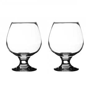 Ravenhead Essentials 390 ml Brandy Glasses - 2 Piece