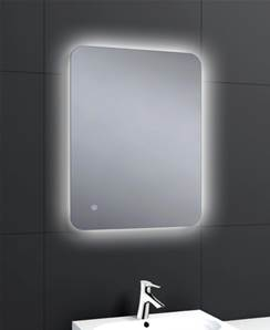 Aqualla Fuse LED Mirror - 800 x 600 mm