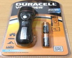 Duracell Voyager Torch CL-1
