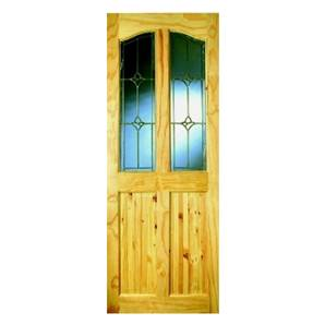 Clifton 4 Panel Arched Door