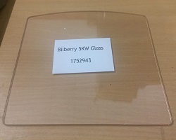 BILBERRY 5KW REPLACEMENT GLASS CA10082