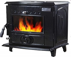 Blacksmith Anvil NB Enamel Stove 6KW
