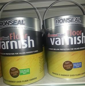 RONSEAL DIAMOND COAT 5L