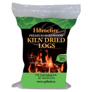 Homefire Kiln Dried Logs - 9 Kg