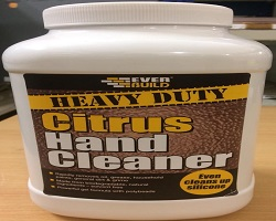 Everbuild Heavy Duty Citrus Hand Cleaner 4L