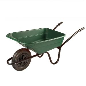 Shire Polypropylene Wheelbarrow - 90 Litre