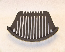 "16"" Fire Basket Round Front Grate"