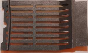 FIONN 100B SOLID FUEL / COAL GRATE