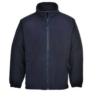 PORTWEST ARAN FLEECE NAVY