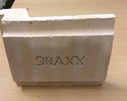 ASHLING NON BOILER SIDE BACK BRICK H00187AXX