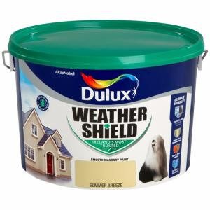 Dulux Weathershield Colours - 10 Litre
