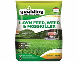 Goulding Lawnfeed, Weed & Moss Killer