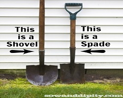 Spades & Shovels
