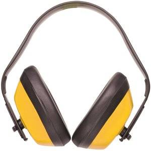 Portwest CLASSIC EAR MUFFS EN352 YELLOW