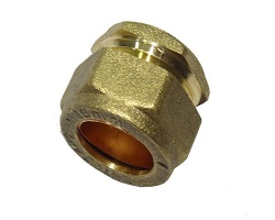 "3/4"" 351 Compression Stop End"