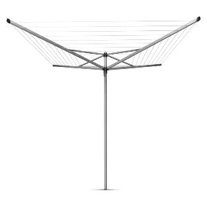 Brabantia Top Spinner Rotary Airer 4 Arm - 50M