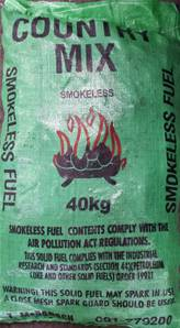 COUNTRY MIX SMOKELESS 40KG
