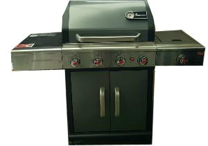Landman Triton 4.1 Burner PTS Gas Barbeque