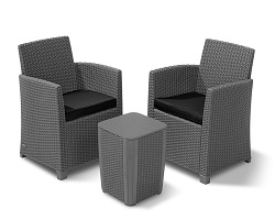 Keter Loana Outdoor Furniture Set