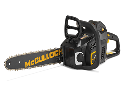 "McCulloch Battery 14"" Chainsaw"
