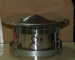 "8"" Aluminium Hood Shaft Cowl"